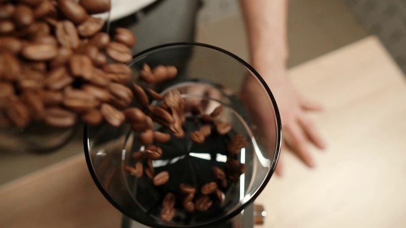 Coffee B roll Sony a6400 Sigma 16 mm F1 4 DC DN