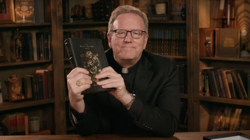 Bishop Barron Introduces The Word on Fire Bible Volume I The Gospels