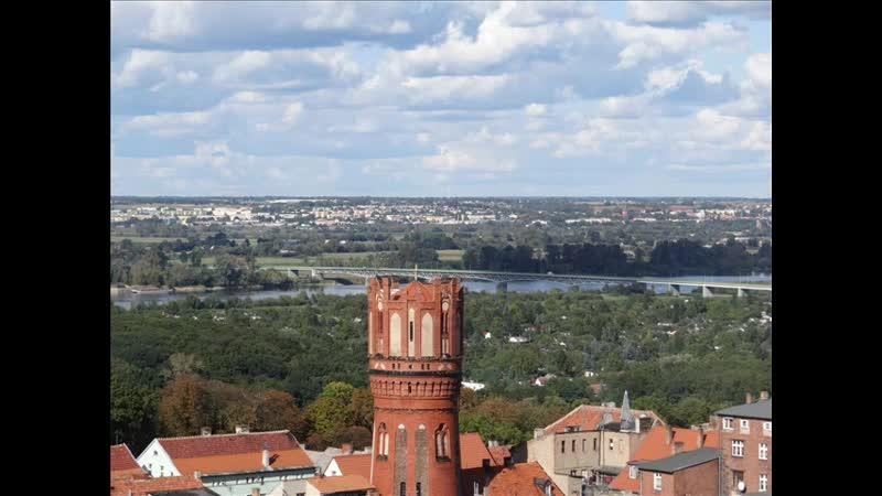 Польша. ХЕЛМНА город влюбленных муз слайд фильм