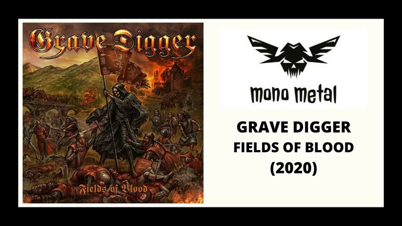 Grave Digger - Fields of Blood Full Album | Mono Metal