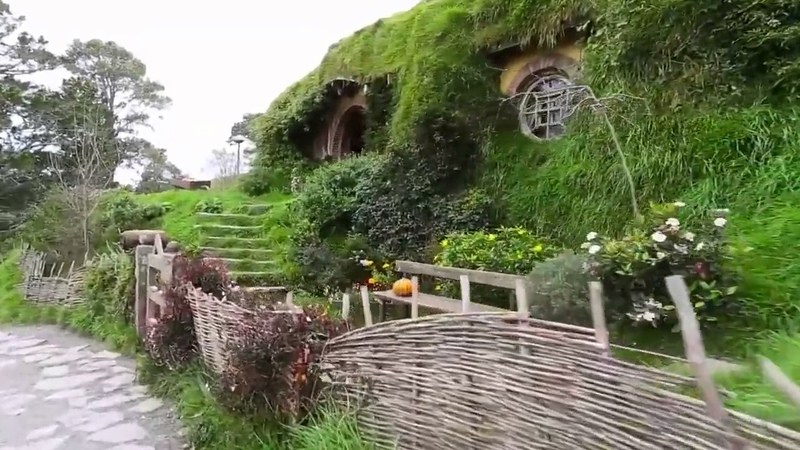 Village in New Zealand