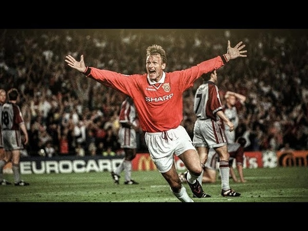 Teddy Sheringham reminisces about the final moments of the 1999 Treble winning season