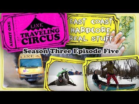 LINE Traveling Circus 3 5 East Coast Hardcore Real Stuff