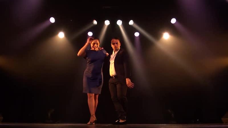 Yoannis Tamayo et Madeline Rodriguez, Carnaval Salsa Festival 2016