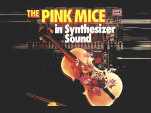 Pink Mice - Badinerie aus Suite Nr.2