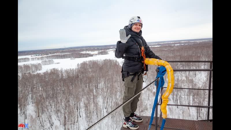 Aigul Khas AT53 ProX Rope Jumping Chelyabinsk 2020 1 jump