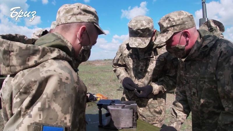 Польовий вишкіл курсантів факультету ракетно артилерійського озброєння