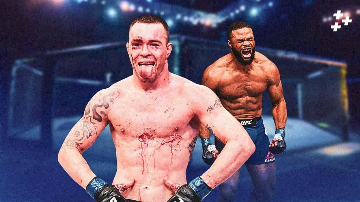 Ковингтон — Вудли, Чимаев — Миршерт, Серроне — Прайс. Прогнозы на UFC Fight Night 178