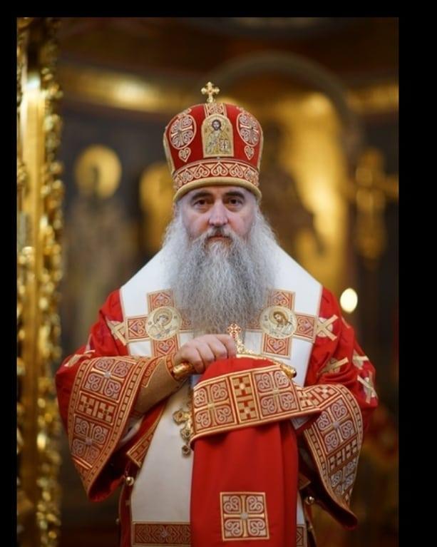 Всех верующих с праздником Пасхи поздравляет митрополит Саратовский и Вольский ЛОНГИН