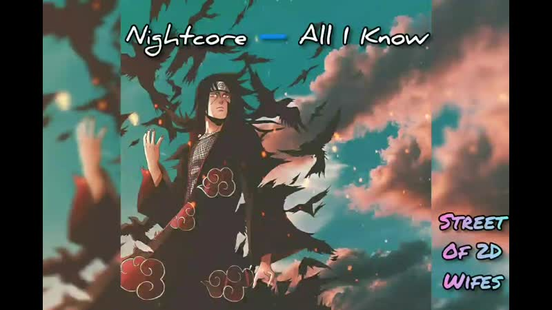 Nightcore Time 🎧 - Street Of 2D Wifes All I Know (song)