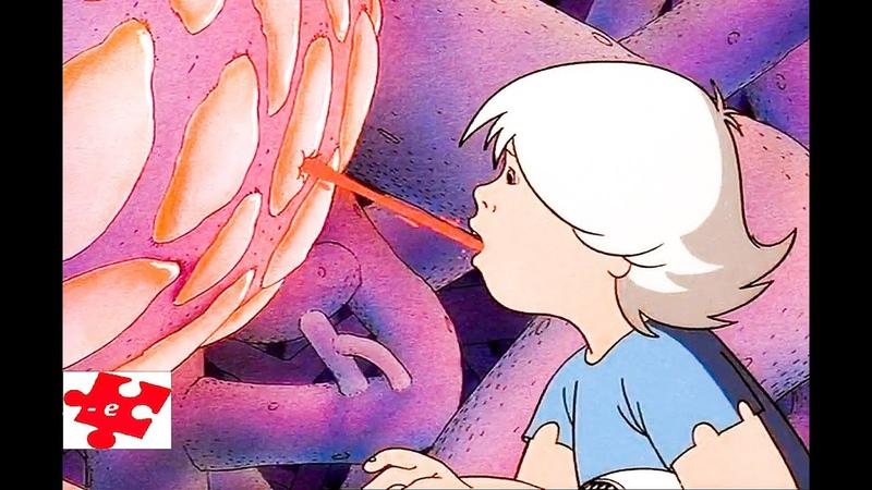 Властелины времени загадочный мультфильм трейлер 1982