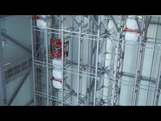 Процесс работы ТАЭС | Lifted Weight Storage working process