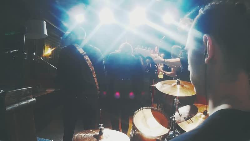 Кавер группа ZOOMA Тулула drumcam
