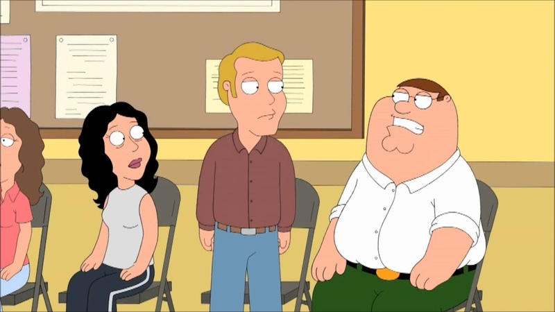 Family Guy - Miata is not a real sports car