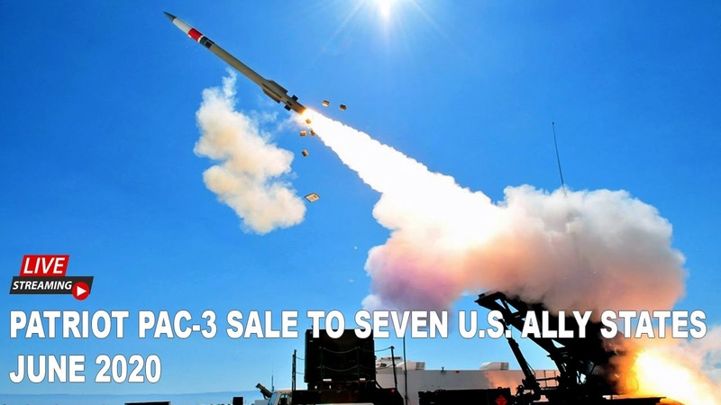 U S Department Of Defence Patriot Sale To Seven U S Ally States