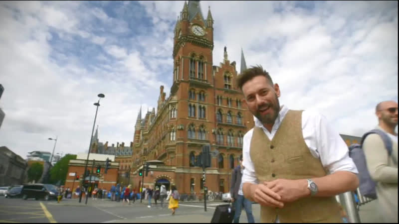 The Architecture the Railways Built Series 1 Episode 6 Yesterday Channel 2020 UK ENG