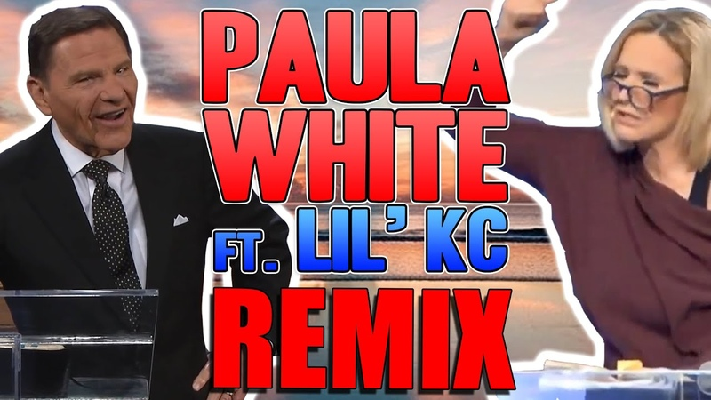 Paula White's Re Election Prayer For Donald Trump Ft Lil KC REMIX WTFBRAHH