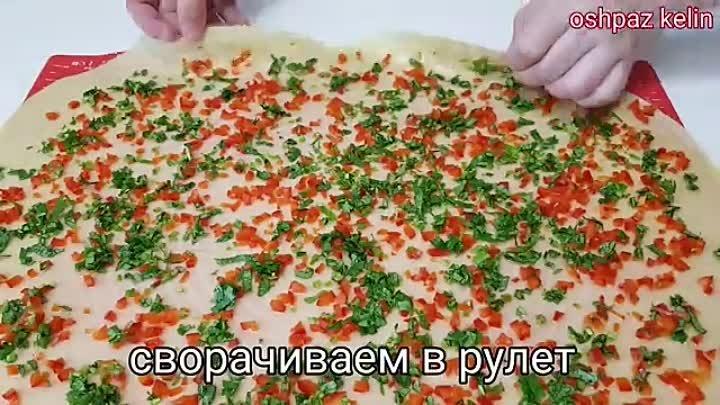 Потрясающее блюдо на обед или на ужин Не устаю их готовить ‼Нудли с зеленью новинка mp4