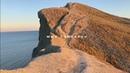 Vlog Коктебель ночь в палатке Тихая бухта Мыс Хамелеон