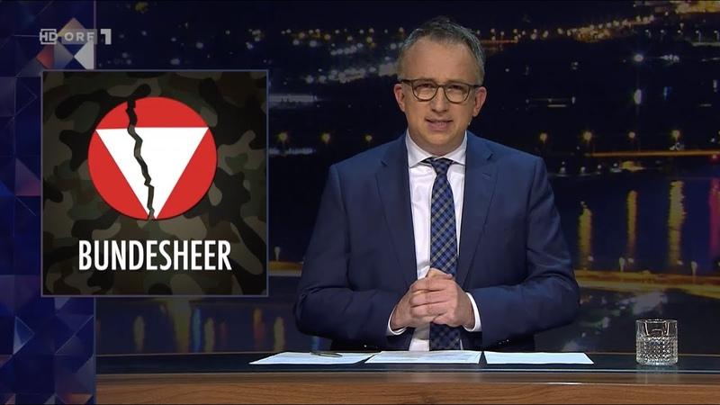 Bundesheer Gute Nacht Österreich mit Peter Klien