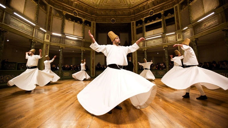 Turkish Sufi Dervish Music