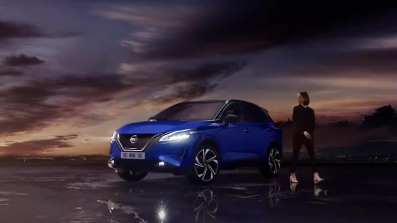 Абсолютно новый Nissan Qashqai - европейская премьера