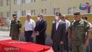 Награждение военных врачей полевого госпиталя в Ботлихском районе