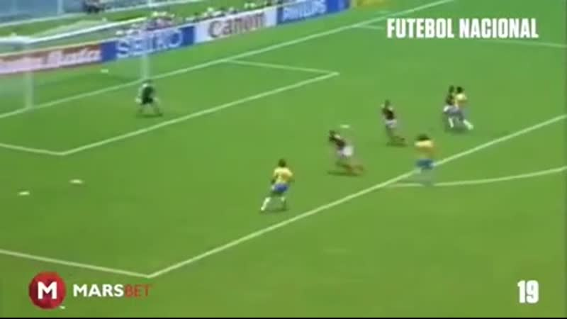 Some nice Brasil goals in World Cups 2