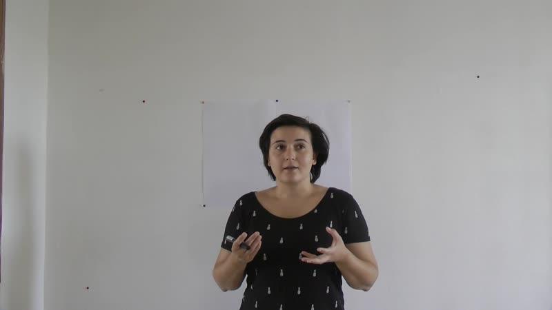 Элина Петрова о пространстве и времени своего дома