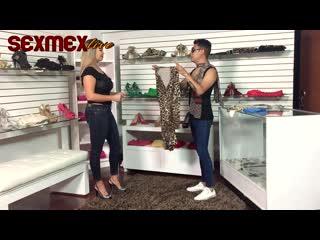 Sexmex - Eva Davai - Fake Gay In Boutique