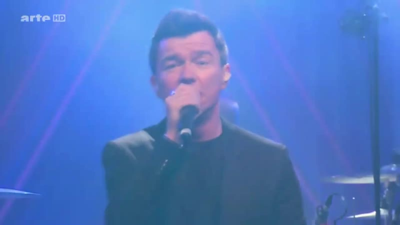 Rick Astley Together Forever In TV Show At August 30 2019 By Arte Inc Ltd Video Edit