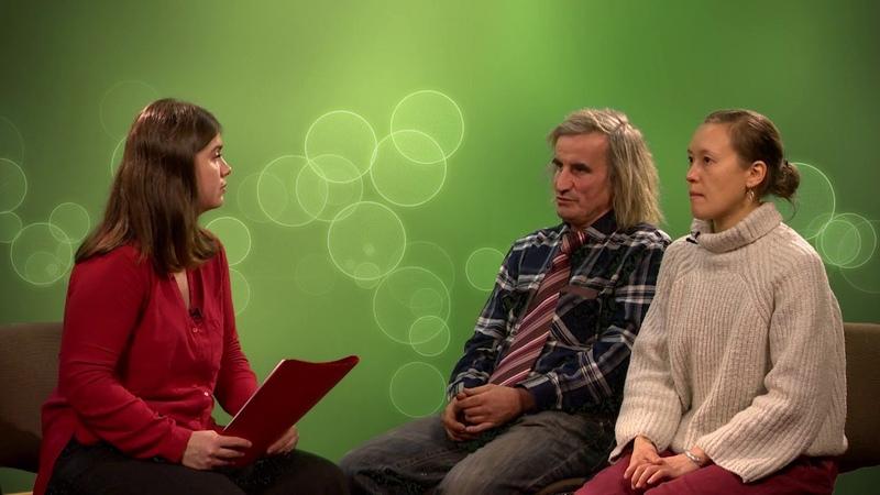 Встреча с экоактивистами Андреем Мадьяровым и Рузилей Галеевой Ведущая Татьяна Курганова