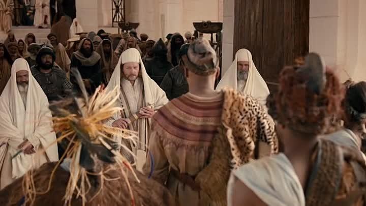 Наша эра Продолжение Библии 10 серия Братья по оружию