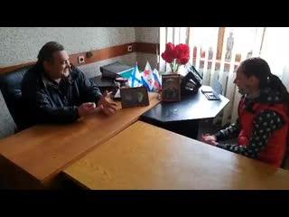 Чемпион мира среди юниоров по тяжёлой атлетике - Леона Каплуна о встрече с Сергеем Черечнем