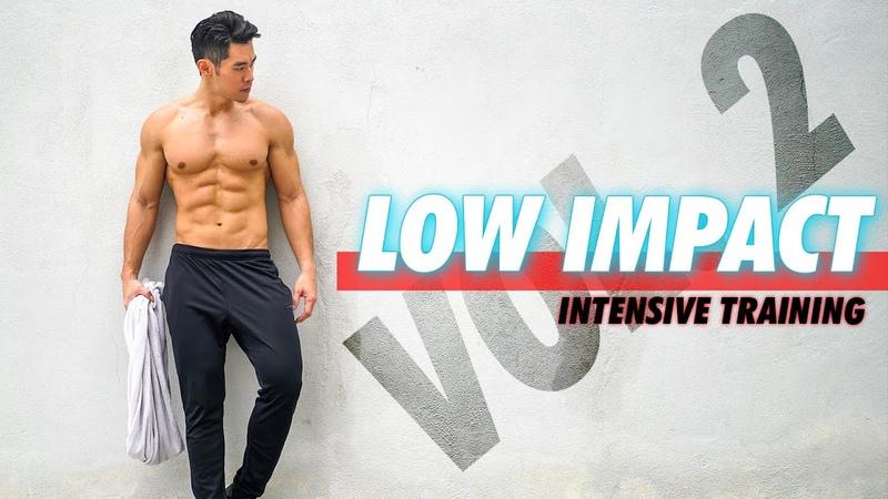 Jordan Yeoh Fitness Low Impact Intensive Vol 2 Тренировка без прыжков для среднего и продвинутого уровня подготовки