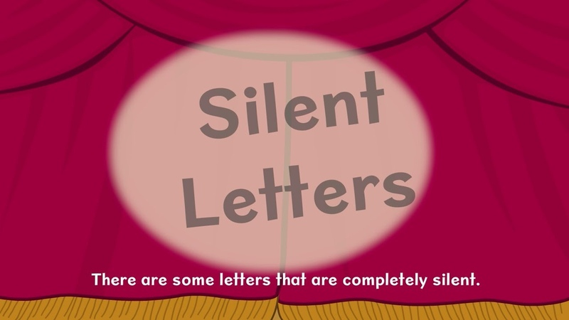 Nessy Reading Strategy   Silent Letters   Learn to Read