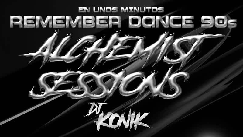 Sesion Remember Dance 90s By Dj Konik