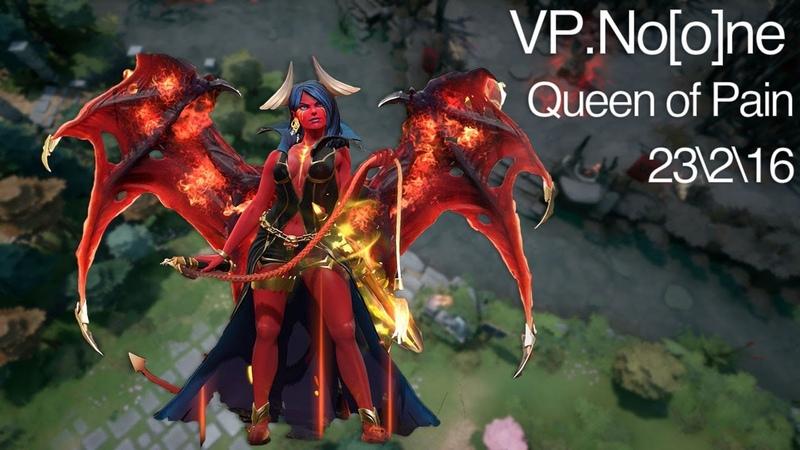 Queen of Pain 7 26c УЧИМСЯ ИГРАТЬ НА МИДЕ