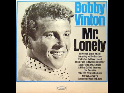 Mr Lonely Bobby Vinton song Serf arrangement by Vasily Pohodoon