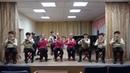 В контакте с баяном Образцовый ансамбль ложкарей Забияки