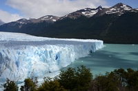 ОДНО ИЗ ЧУДЕС СВЕТА: ЛЕДНИК ПЕРИТО-МОРЕНО (Аргентина)