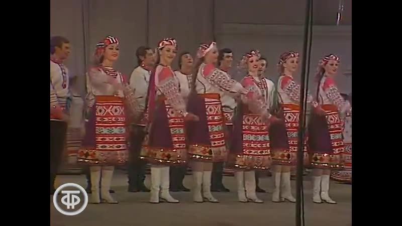 Концерт Государственного академического русского народного хора им М Пятницкого