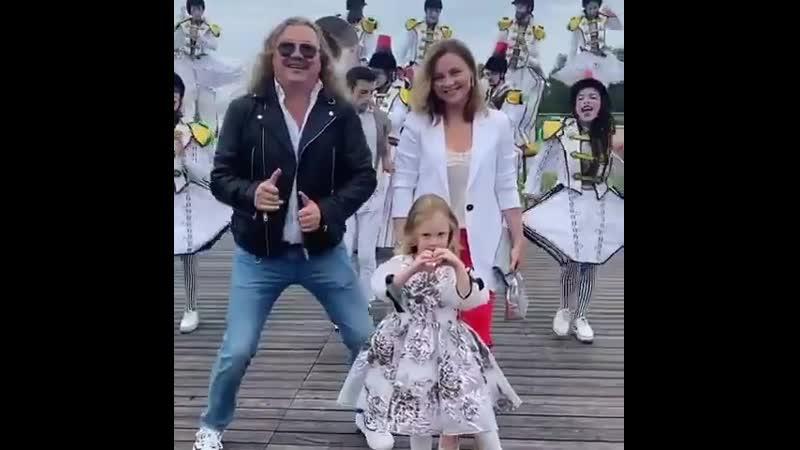 фото свадьбы игоря николаева и юлии проскуряковой пробег самом