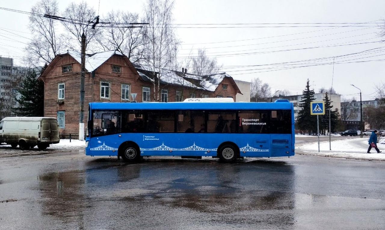 В Твери заработали все маршруты новой транспортной системы