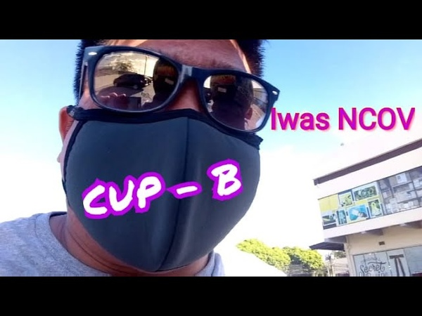 FACE MASK KONG CUP - B ( lets grow)