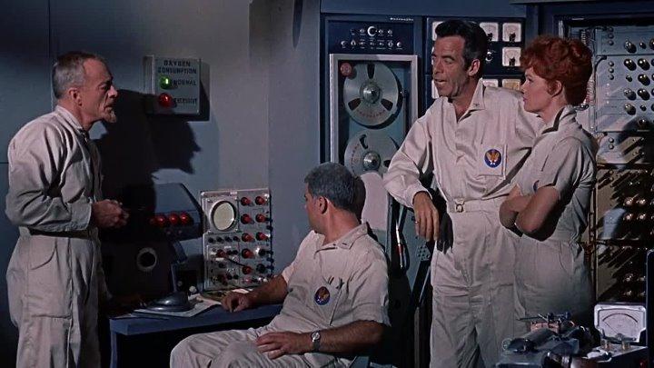 5.3 IMDB Puanı Öfkeli Kızıl Gezegen – The Angry Red Planet (1959
