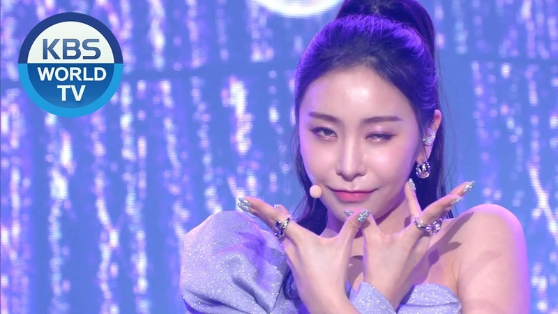 HUH CHANMI 허찬미 LIGHTS Music Bank 2020 07 31