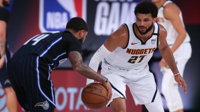 Контрольный матч НБА  Денвер Наггетс — Орландо Мэджик 28.07.2020
