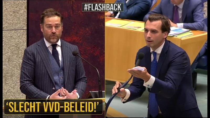 Baudet FvD v Dijkhoff VVD 'Nederlanders voelen zich niet meer thuis in eigen land ' Politiek YouTube