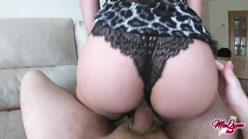 [ Mia Queen ] Waking Up My Little Stepsister To Fuck